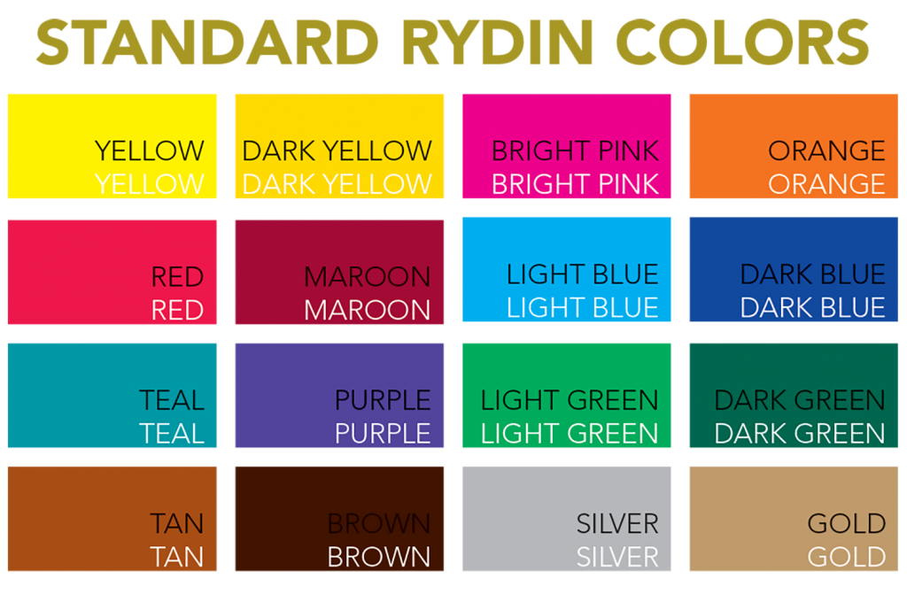 RYDIN_COLORS