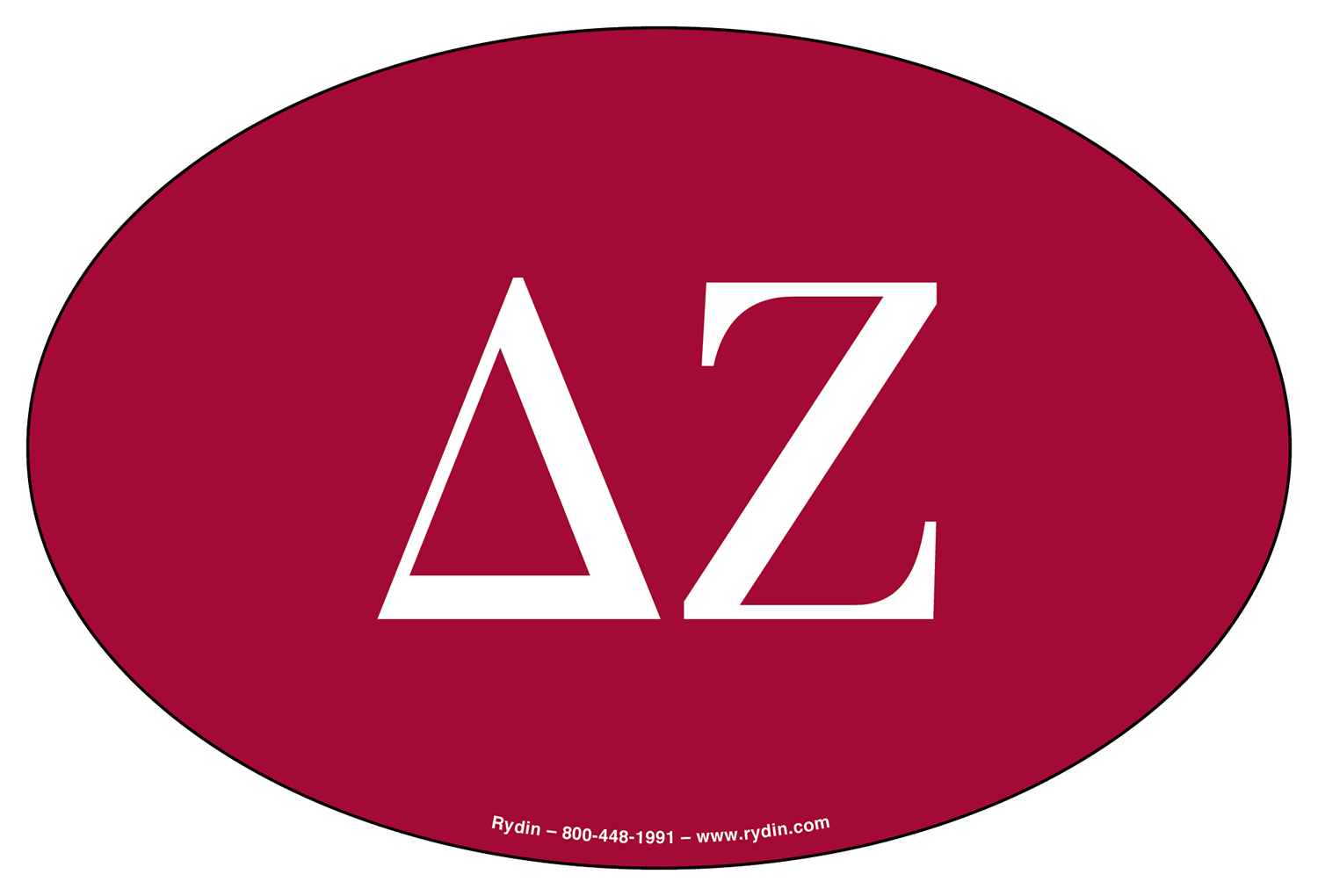 ​Sorority/Fraternity Decals