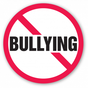 Stock No Bullying Decal
