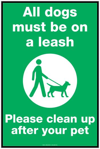 Pet Waste Decals