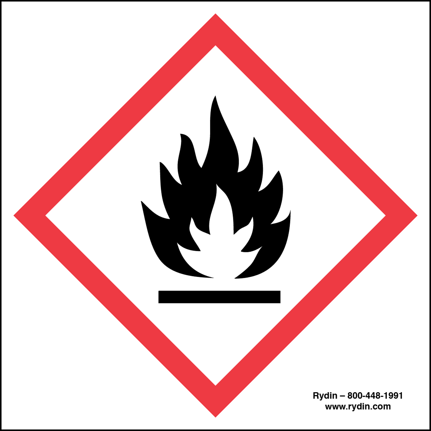 Emergency/ Caution Decals