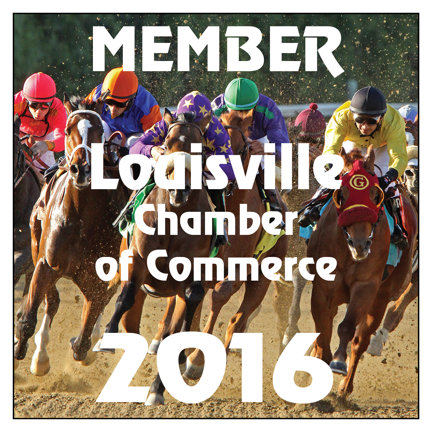 Chamber of Commerce Decals