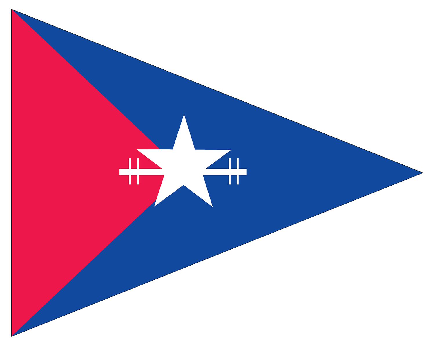 Burgee and Boat Decals